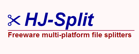 Free Download Latest Version Of HJ-Split v.3.0 File Split & Join Software at Alldownloads4u.Com