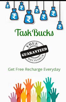 Refer & Earn Unlimited Paytm Cash From taskbucks