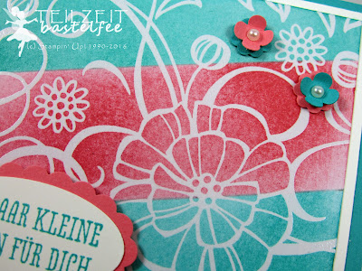 Stampin' Up! - In{k}spire_me #254, Sketch Challenge, DSP Irresistibly Floral, DP Zauberhafte Blüten, Oval Punch, Zum Dank, Thankful Thoughts