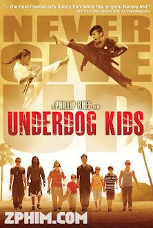 Nhỏ Mà Có Võ - Underdog Kids (2015) Poster
