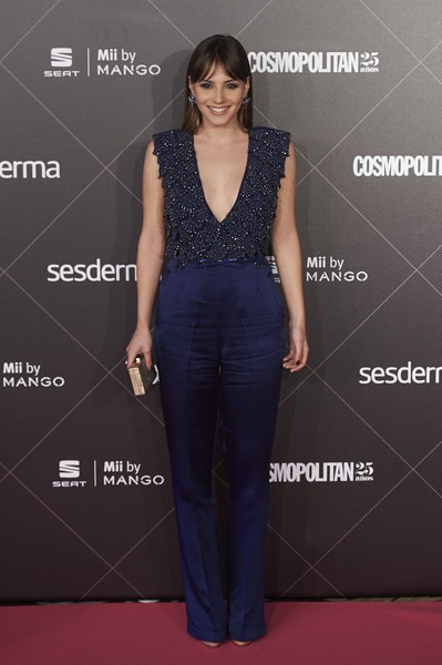 Andrea Duro attends the VIII Cosmopolitan Fun Fearless Female Awards