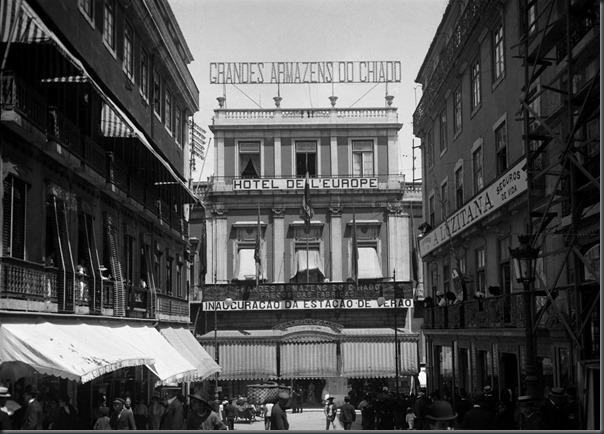 Hotel de L'Europe 1910.0
