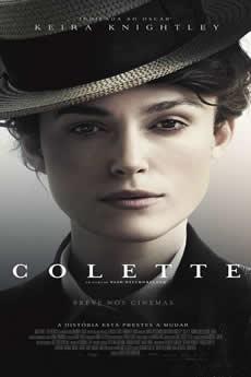 Capa Colette (2019) Dublado Torrent