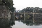 江戸城:皇居正門石橋