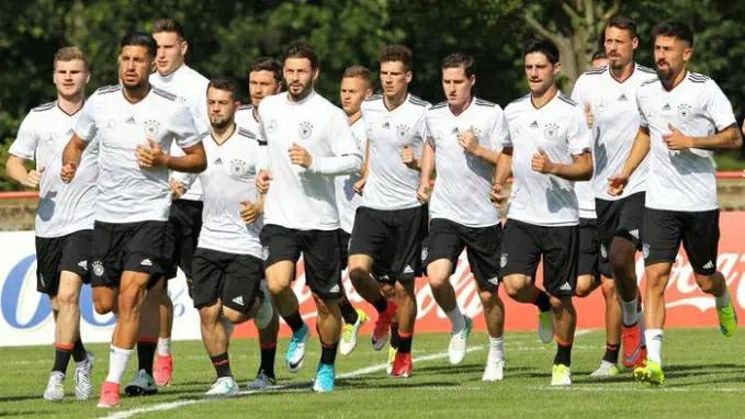 Timnas Jerman Menjadi Timnas Sepakbola termahal ketiga