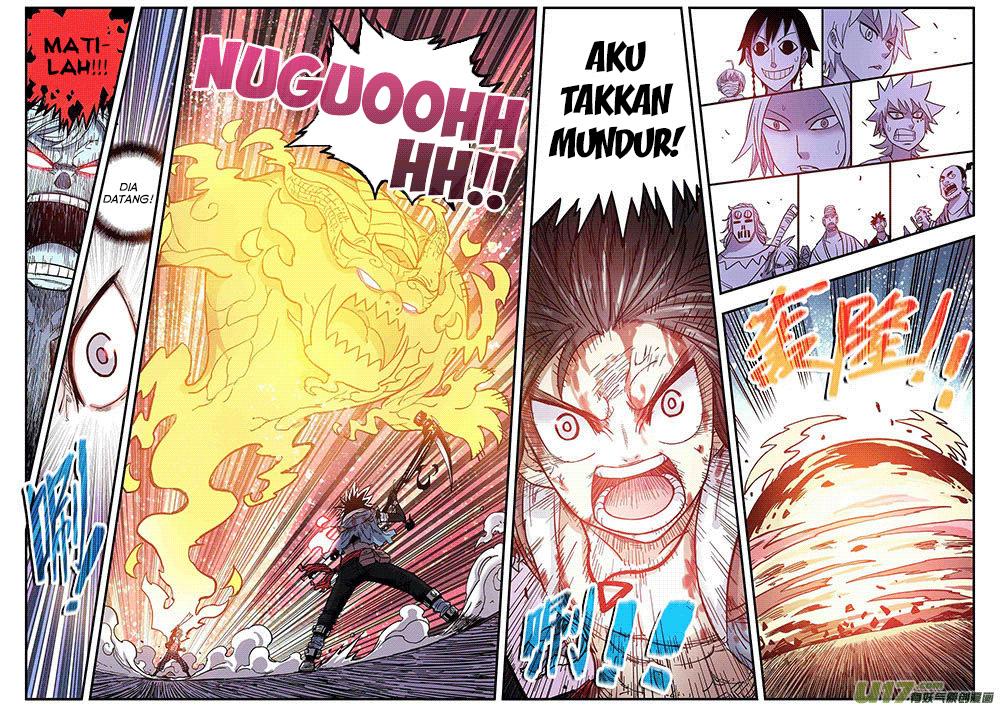 Baca Manga Zui Wu Dao Chapter 23 Komik Station