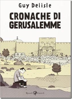Cronache di Gerusalemme copertina
