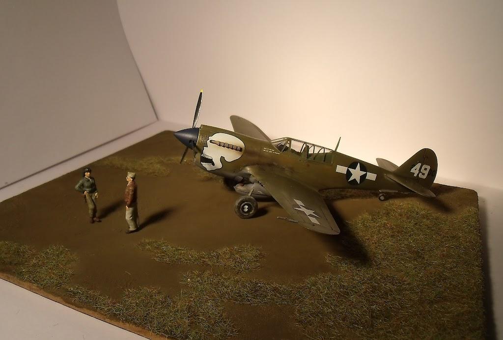 [Hasegawa] Curtiss P-40N Warhawk GEDC1220