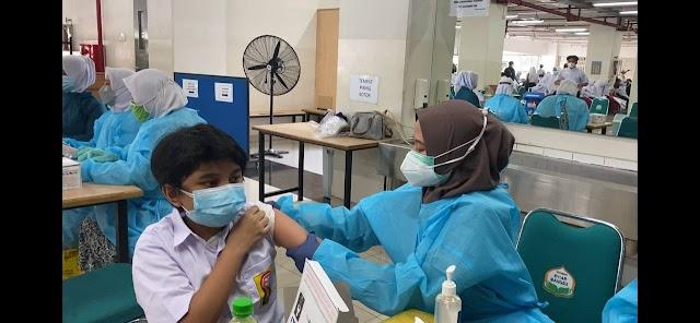 Pemkot Bekasi Update Capaian Vaksinasi Covid-19 per 9 Agustus 2021