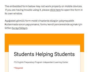 Google Forms: Embedded form input/scrolling problem on Safari (iPad
