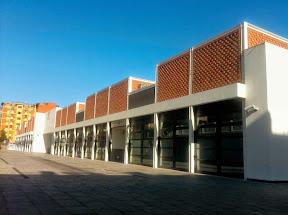 Strutture e facciate nuovo complesso commerciale ed alberghiero