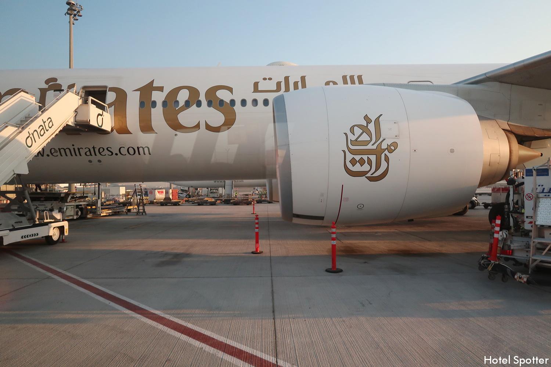 Sajgon - Dubaj - Warszawa na pokładzie linii Emirates - relacja z podróży