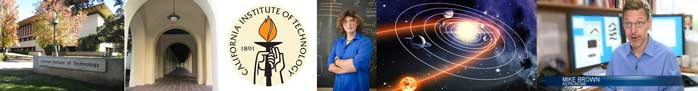 Université Caltech et astronomes