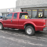 2001 Ford F250 - 20 Gallon Trekker Mounted in Tool Box