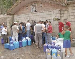 Tizi ouzou alors que l'eau potable coule à flots: Des villages meurent de soif