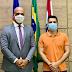 ALltinho-PE: Vereador Allyson de Aílson participa de intercâmbio Legislativo com Vereador Anderson Correia Na Câmara Municipal de Vereadores de Caruaru