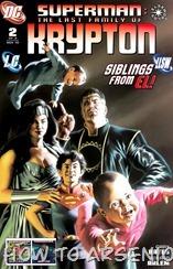 Superman - Last Family Of Krypton 2