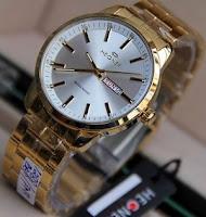 Jual jam tangan Hegner 1288 lady silver