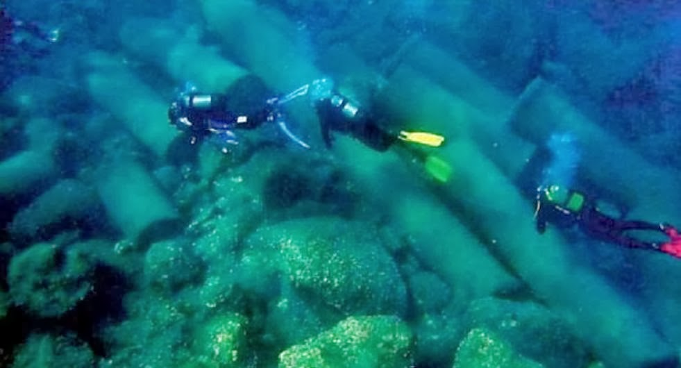 More Stuff: Greece to open archaeological diving parks