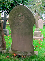 Fred Bray's Grave in St Andrews