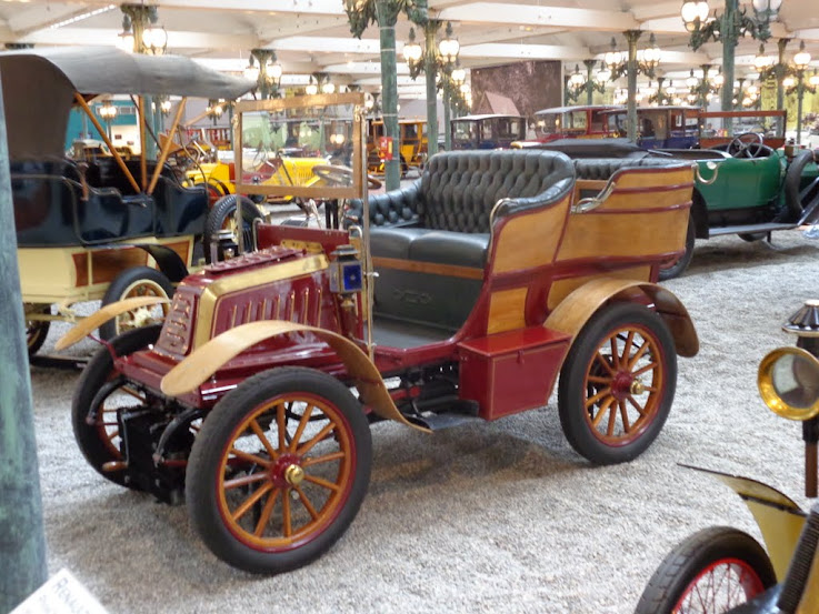 Musée Automobile de Mulhouse  DSC00969