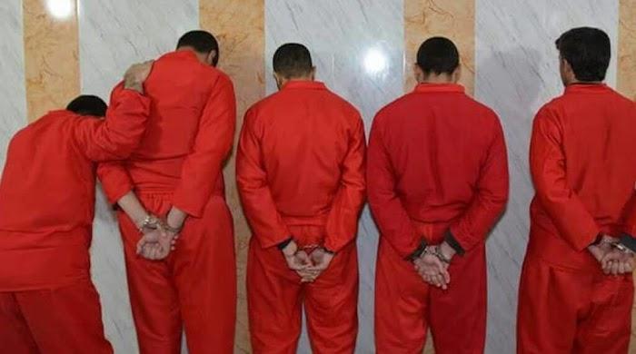 Breaking: Iraq executes 21 terrorists