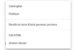 cara edit html template blog di android
