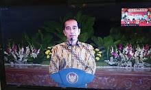 Forkopimda Ketapang Ikuti Zoom Meeting Pengarahan Presiden Kepada Kepala Daerah Se-Indonesia