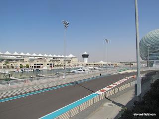 0120Yas Marina Circuit