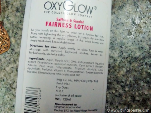 oxyglow products
