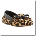Dune Leopard Print Loafers