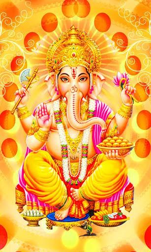 Lord Ganesha Live Wallpaper