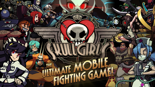Skullgirls: Fighting RPG apkslow screenshots 1
