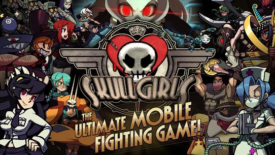 Skullgirls MOD APK (Unlimited Skills) 1