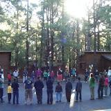 Campamento de Semana Santa 2011