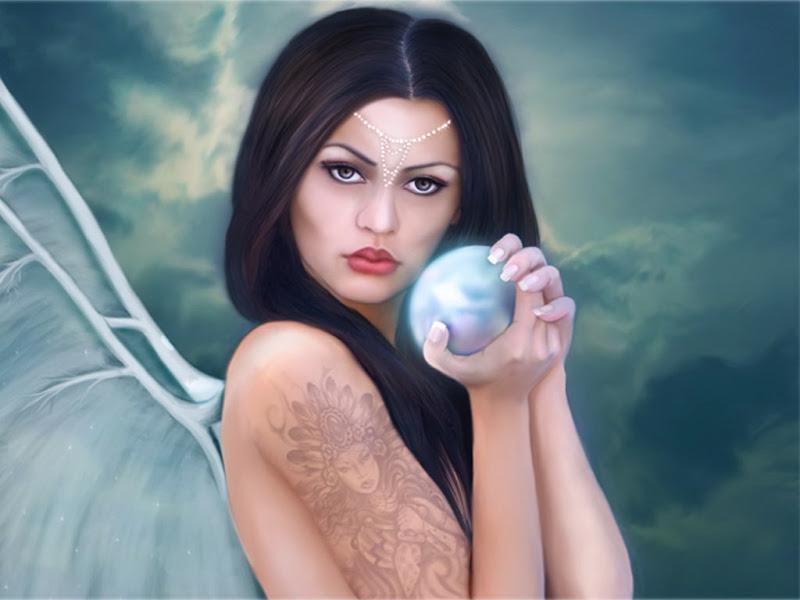 In Angelic Hands, Angels 1