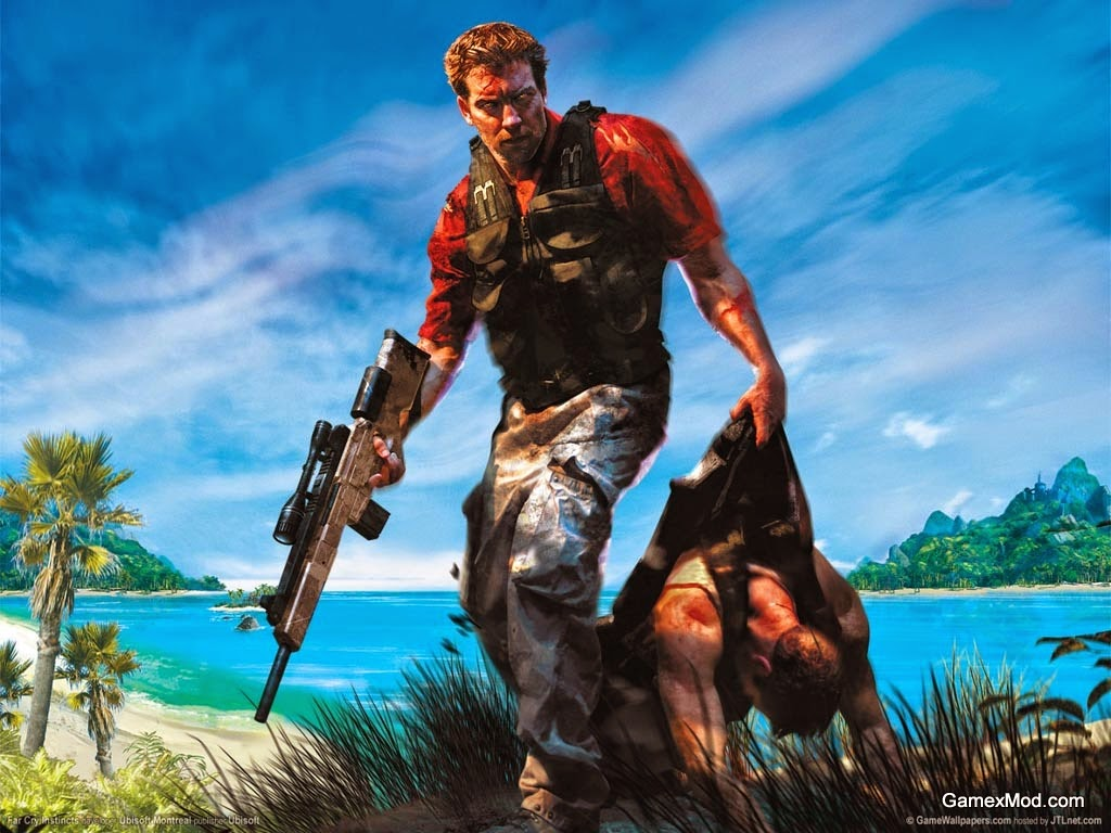 Far Cry 1 For Pc Download Free - Game Screenshot