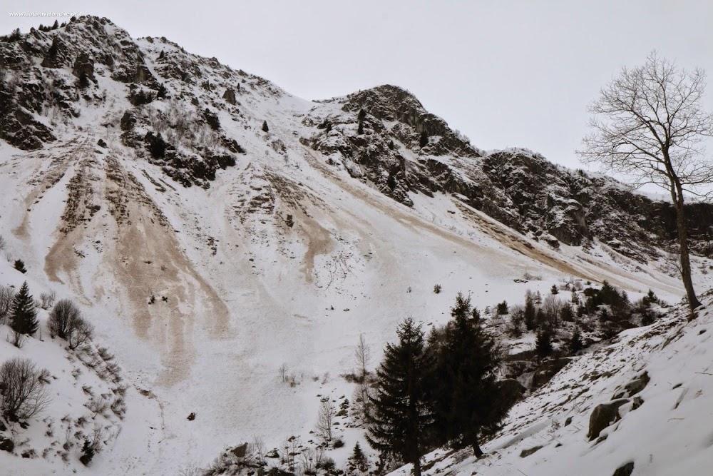 Avalanche Lauzière, secteur Pic du Rognolet, Roche Noire - Photo 1