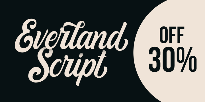 Download Everland Script Font Family From Wacaksara co