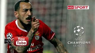 Benfica vs Dortmund Champions League Match Highlight