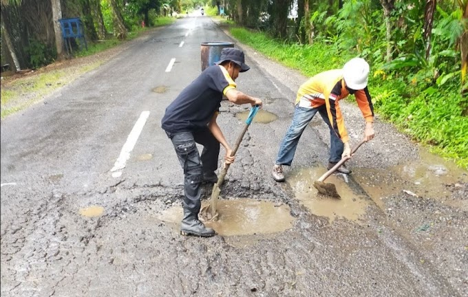 Ketua Senkom Mitra Polri Indragiri Hilir Lakukan Aksi Sosial
