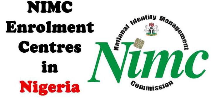 NIMC Enrollment Centres