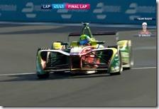 Lucas Di Grassi ha vinto l'ePrix a Mexico City