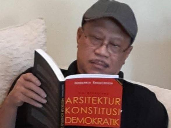 Luhut Jadi Komite Kereta Cepat Jakarta-Bandung, Ali Syarief: Jokowi, Gak Ada yang Lebih Jujur dan Muda?