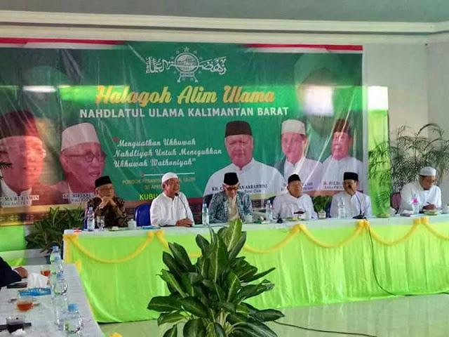 Wakil Rais Aam PBNU : Penolakan Umat Islam Terhadap HTI itu Wajar