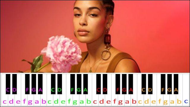 Easy Piano Pop So Jorja Smith – Psychotests