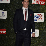 OIC - ENTSIMAGES.COM - Josh Patterson at the  Daily Mirror Pride of Sport Awards  London 25th November 2015 Photo Mobis Photos/OIC 0203 174 1069