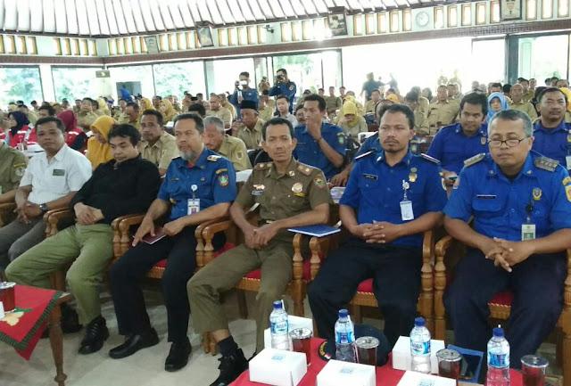 Darurat Penanganan Tawon Endas, Satpol PP Klaten Datangkan Lipi dan Kemenkes