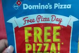 Pizza Gratis (bukan) untuk Teman