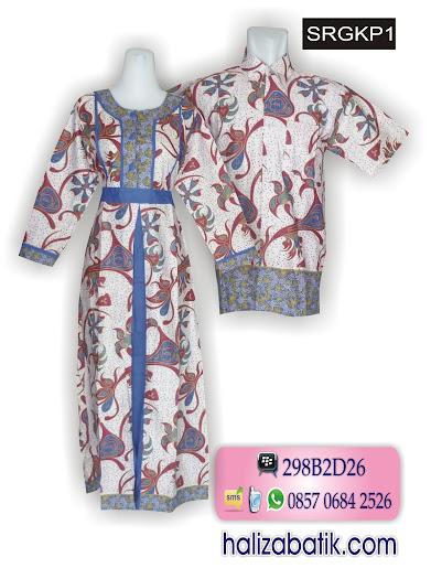 grosir batik pekalongan, Model Gamis Sarimbit, Muslim Sarimbit, Baju Batik